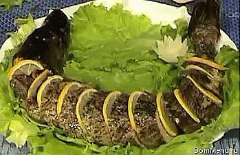 Пркладываем лимон