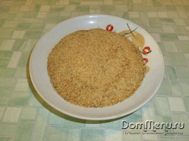 Панировачные сухари