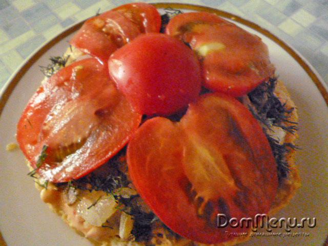 Vykladyvaem pomidory