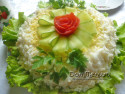 salat s kalmarami