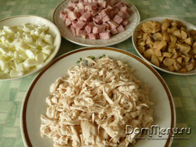 Быстрые салаты для похудения рецепты