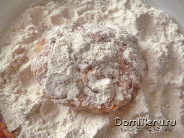 грибные котлеты с гречкой рецепт с фото